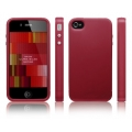 SGP iPhone 4 Case Ultra Silke Series [Dante Red]
